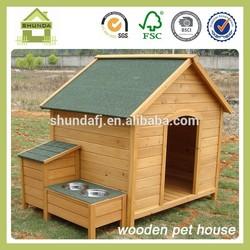 SDD0405 waterproof wooden dog kennel