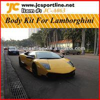 Fiberglass+Carbon Fiber Car Body Kit For Lamborghini