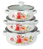 Enamel ware/Casserole Pot/Enamel Cookware OALA EMAILATA