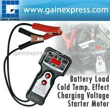 Digital Automotive / Vehicular Battery Tester with 6V and 12V Voltage Indicator