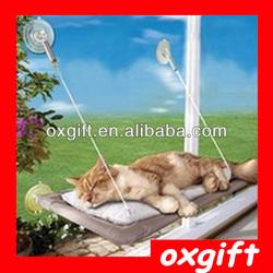 OXGIFT Sunny Seat Window Cat Bed,cat bed window