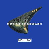 Antique 12 hole tenor ocarina