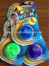 Magic Tricks worm Soft Toy Squirmle