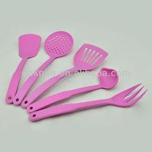 6pcs color nylon Kitchen tools /color Kitchen utensils set/kitchenware