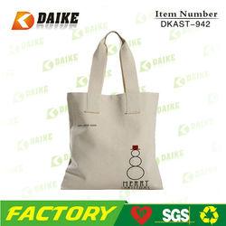 2013 Fashion Organic Cotton Bags Wholesale DKAST-942