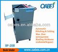 Hight qualität automatische papiereinzug lcd-papier falten und buchbindemaschine