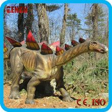 giant life-sized amusement park Dinosaur statues