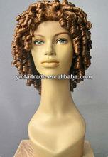 Beauty of african american wigs dreadlock machine made wig