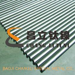 Gr1 titanium pipe astm b338