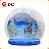 Beautiful Super Large Christmas Inflatable Snow Globe