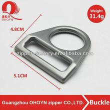 Fashion buckel belt buckel hardware No.216A0501 custom color metal buckle for bag parts