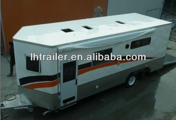 Fiberglass cargo trailer for sale Australia