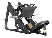 DHZ Brand-leg press hammer strength free weight pro gym equipment