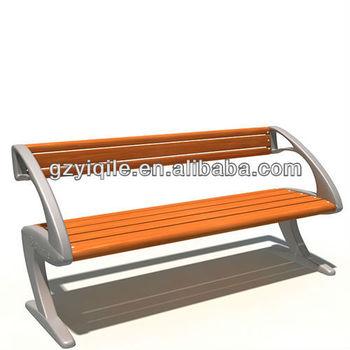 soft Desgin wood bench for garden,park