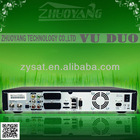 IN STOCK ! VU DUO twin tuner satellite receiver Enigma 2 Linux HDTV vu+duo new V3 version Hig