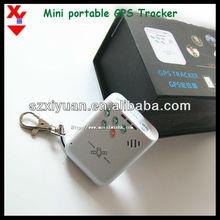 Gps phone tracker p008 Two-way conversation gps tracking