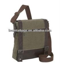 durable military canvas messenger bag