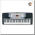 54 electrónico teclas de música de órgano instrumento de teclado( mk- 2065)