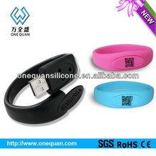 factory free champion wristband silicone usb 2.0 driver