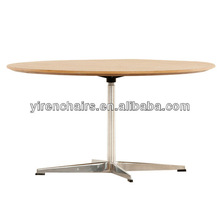dinning room rotating round tables