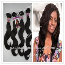 Peruvian Body Wave Natural Color Unprocessed Hair Bella Dream Hair Tangle Free Hair
