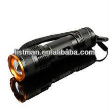 Led cree xml t6 flashlight factory supplied /flashlight torch