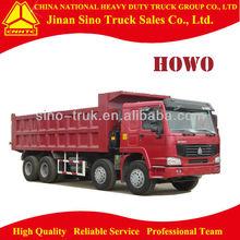 SINO HOWO tipping Truck 12 wheel