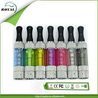 Long wick coil 2.0ml mini vivi nova V2 vivi nova rotatable electronic cigarette clearomizer