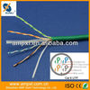high quality FLUKE test LAN Cable UTP CAT6 network cable