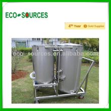 500L biodiesel processor waste oil machine for home