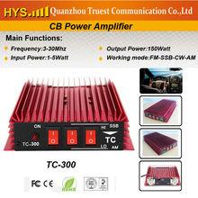 150W CB HF mobile Radio Amplifier TC-300