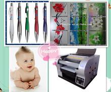Digital plastic pen printing, lnkjet printing machine UV digital printer, 3d printer machine