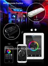 Hot sale rgb led controller wifi/wifi led controller/led wifi controller