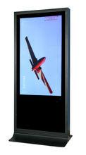 72inch outdoor 1080P floor standing waterproof ad player