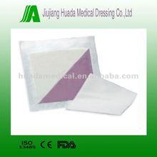 Disposable medical gauze sponge 100% absorbent cotton/gauze dressing /surgical gauze swab