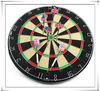18*1-1/2'' Round Wire Bristle Steel Tip Dart Board