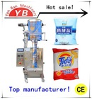 100g to 1kg Automatic Powder Detergent Packing Machinery with CE / 0086-13916983251