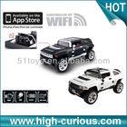2.4G 4CH Wifi Remote Control Car With Camera