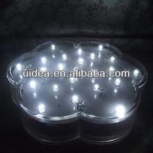LED Flower Undervase Centerpiece Light For Decoration