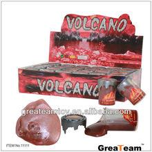 volcano crazy slime,oozy slime toy,new goo slime toy