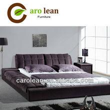 fabric platform beds E607