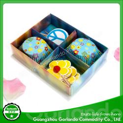 Wholesale High Quality FDA Custom Decoration Greaseproof Paper Cupcake