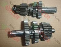 Mainshaft Countershaft Assy / motorcycle engine parts / transmission shaft