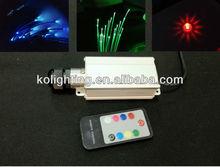 Compact Size RGB Color LED Fiber Optic