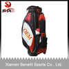 Customised PU Golf Staff Bag with high quality