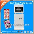 Portátil Photo Booth atrezzo kiosco con Facebook / vídeo / por correo electrónico