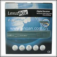 Brazil Cable Receiver Lexuzbox F38