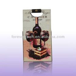 Double Bottles Wine Carrier