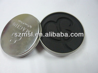 Necklace Packing Tin with Foam Insert, Plain Box