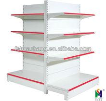 supermarket shelf/gondola supermarket shelf /grocery shelves